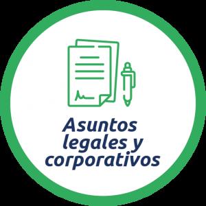 Profesionales en las diferentes áreas del derecho, acompañan la toma de decisiones empresariales y laborales de FET y sus asociados.