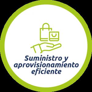 Personal calificado se encarga de ejecutar el plan anual de compras e infraestructura, en términos de eficiencia, calidad y competitividad.